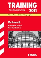 STARK Training Abschlussprüfung Realschule Mathematik Sachsen