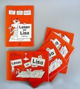 Lesen mit Lisa. Gesamtausgabe. Hefte 1 bis 4 und Anleitung: Lese- und Schreibmaterial