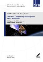 GNSS 2010 - Vermessung und Navigation im 21. Jahrhundert