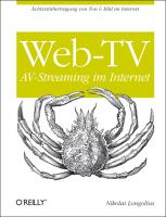 Web-TV - AV-Streaming im Internet