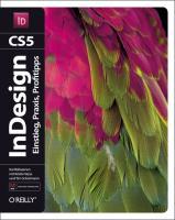 InDesign CS5: Einstieg, Praxis, Profitipps
