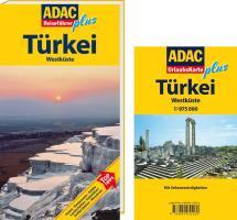 ADAC Reiseführer plus Türkei Westküste: Mit extra Karte zum Herausnehmen
