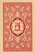 Lenormand - Rote Eule: Lenormandkarten mit Text: Wahrsagekarten mit Text