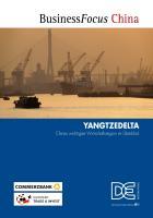 BusinessFocus China: Yangtzedelta