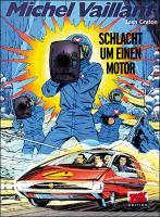 Michel Vaillant 21: Schlacht um einen Motor