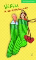 Socken, die von Herzen kommen