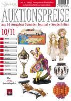Auktionspreiskatalog 10/11: Aus 14 Ausgaben Sammler Journal und Sonderheften