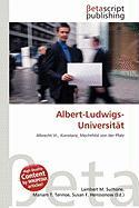 Albert-Ludwigs-Universitat