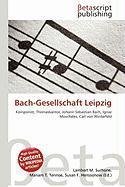 Bach-Gesellschaft Leipzig