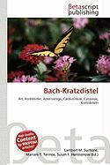 Bach-Kratzdistel