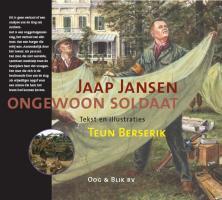 Jaap Jansen Ongewoon Soldaat / druk 1 - Berserik, T.