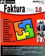 Faktura Plus 2.0, CD-ROM