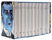 Das Gesamtwerk in Kassette: 10 Bände im Schmuckschuber mit Begleitheft