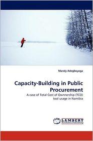Capacity-Building In Public Procurement