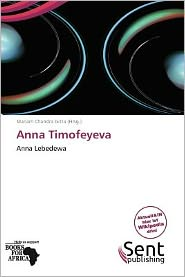 Anna Timofeyeva - Mariam Chandra Gitta (Editor)
