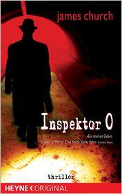 Inspektor O: Roman - James Church, Uli Mayer