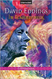 Götterkinder (3) : Im Flammenmeer - David Eddings, Leigh Eddings, Andreas Helweg
