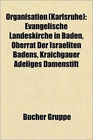 Organisation (Karlsruhe) - B Cher Gruppe (Editor)