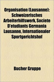 Organisation (Lausanne)