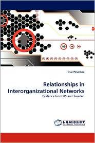 Relationships in Interorganizational Networks