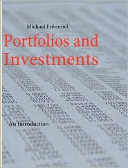 Portfolios And Investments - Michael Fr Mmel