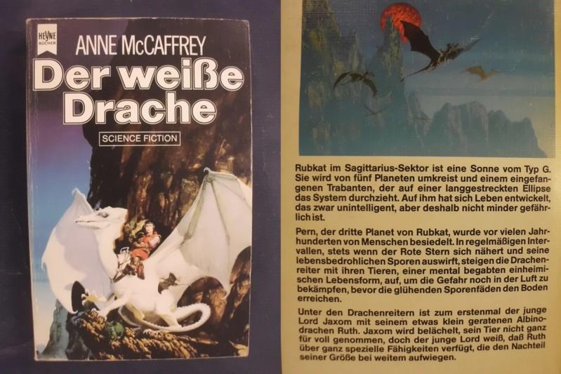 Der weiße Drache (Heyne Science Fiction und Fantasy (06))