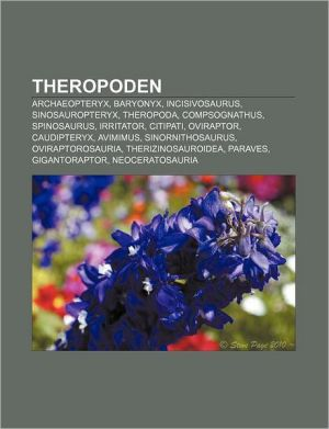 Theropoden - B Cher Gruppe (Editor)