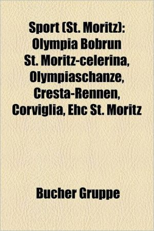 Sport (St. Moritz) - B Cher Gruppe (Editor)