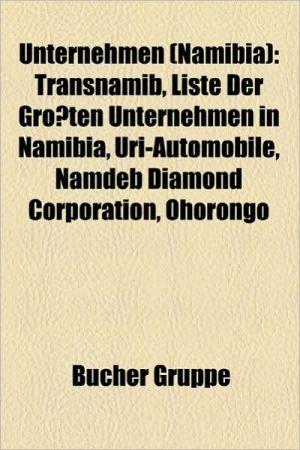 Unternehmen (Namibia) - B Cher Gruppe (Editor)
