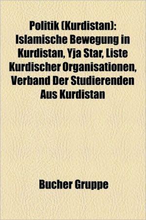 Politik (Kurdistan) - B Cher Gruppe (Editor)