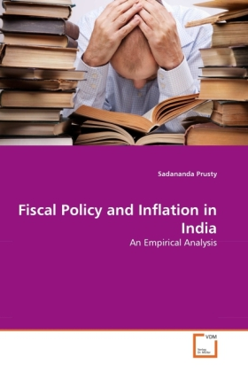 Fiscal Policy and Inflation in India als Buch von Sadananda Prusty - VDM Verlag Dr. Müller e.K.