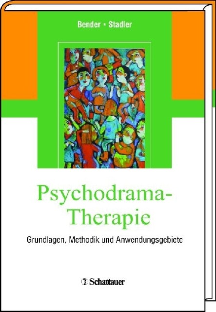 Psychodrama-Therapie als eBook Download von Wolfram Bender, Christian Stadler - Wolfram Bender, Christian Stadler