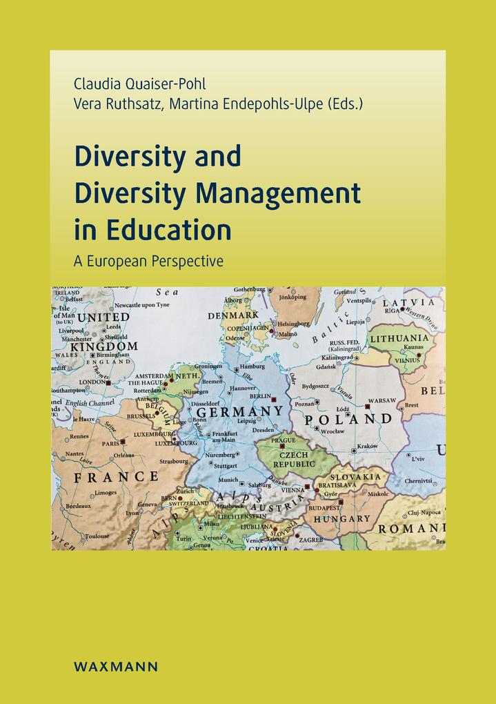 Diversity and Diversity Management in Education als eBook Download von