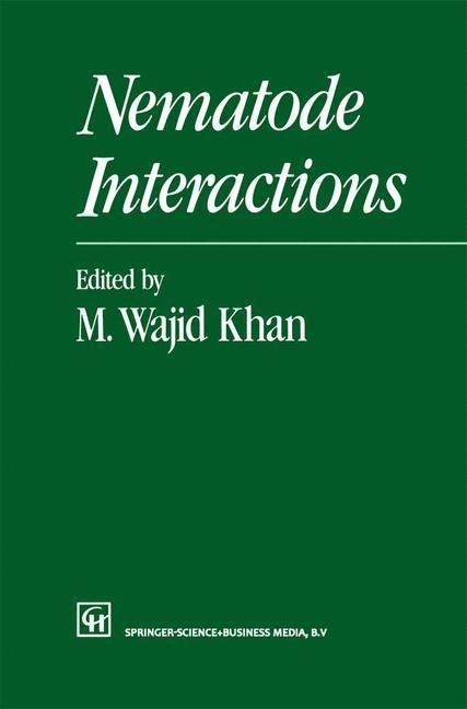 Nematode Interactions als eBook Download von