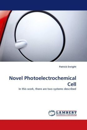 Novel Photoelectrochemical Cell - In this work, there are two systems described - Enright, Patrick
