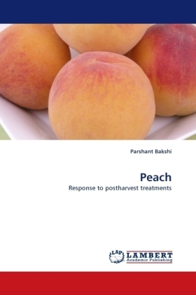 Peach - Response to postharvest treatments - Bakshi, Parshant