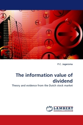 The information value of dividend - Theory and evidence from the Dutch stock market