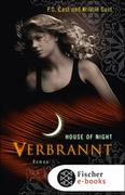 Verbrannt: House of Night P. C. Cast Author