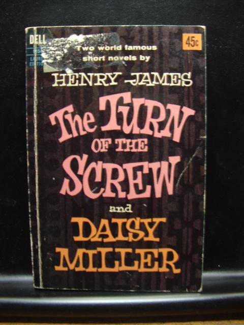 TURN OF THE SCREW/DAISY MILLER