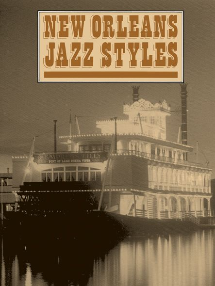 New Orleans Jazz Styles : for piano - 010042