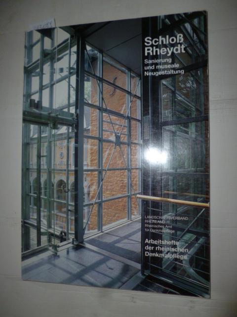 Schloss Rheydt. Sanierung und museale Neugestaltung